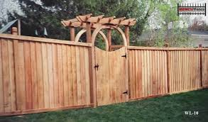 Privacy Fence Ideas For Backyard Wood Privacy Fences Midwest Fence