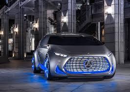 mercedes autonomous car mercedes designs autonomous concept car for hipsters