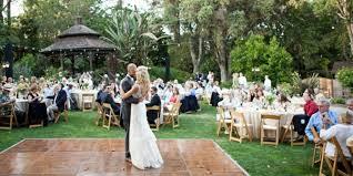 affordable wedding venues in san diego san diego botanic garden wedding walled garden garden ceremony