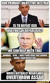 Obama Putin Meme - who do you think trump respects more putin or obama