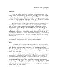 Research Proposal Essay Example Apa Format Essay Example Paper
