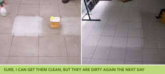 my tiles are always i can t keep them clean