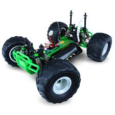 rc monster jam trucks hsp monster truck special edition green rc truck at hobby warehouse