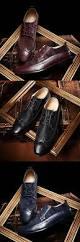 man flat camo classic men dress shoes genuine leather black