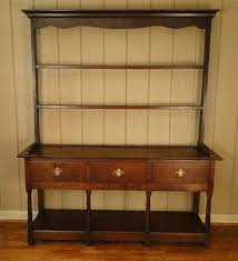 antique tiger oak buffet hutch french and english antiques