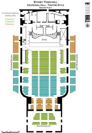Centennial Hall Floor Plan Eminence Presents U0027a Night In Fantasia U0027 And U0027spirited Away With