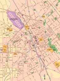 San Jose California Map San Jose Map Ca Free Printable Maps