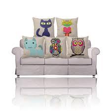 Lumbar Pillows For Sofa by Cheap Decorative Cat Pillows Find Decorative Cat Pillows Deals On