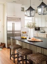 kitchen island counter stools wicker kitchen stools backless wicker counter stools cottage