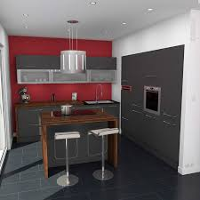 idee deco cuisine grise idée relooking cuisine deco cuisine design et masculine grise