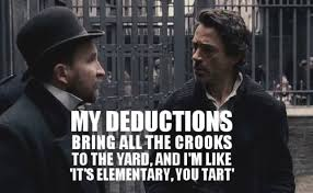 Sherlock Holmes Memes - nobody raps quite like sherlock holmes sarcasmsoapbox