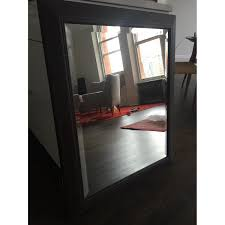Beveled Floor Mirror by Beveled Mirror Aptdeco