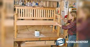 100 woodwork bench designs outdoor wood bench plans u2022