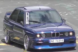 bmw owner bmw owner swaps e30 m3 engine for skyline power