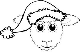 santa drawings cartoon images