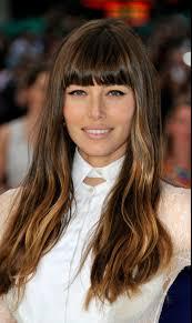 jessica biel hairstyle darkest brown hair color