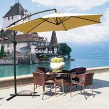 Patio Umbrella Cantilever Cantilever Umbrellas You Ll Wayfair