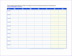 11 monthly employee schedule template excel exceltemplates