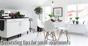 Decorating Tips For Small Apartments Nordic Days By Flor - Small apartment design tips