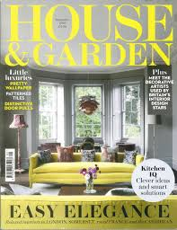 House And Home Magazine by House And Garden Uk September 2016 U2014 The Land Gardeners