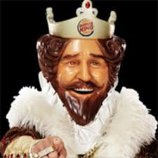 Meme King - the burger king know your meme