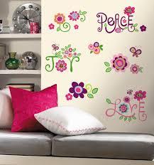 rmk scs love joy peace wall stickers love joy peace wall stickers