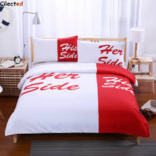 His And Hers Bedroom by Online Get Cheap His And Her Comforter Set Aliexpress Com