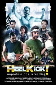 heel kick unprofessional wrestling my van city