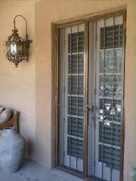 Steel Exterior Security Doors Gate And Fence Sliding Security Doors Steel Doors Steel