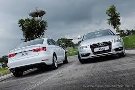 audi philippines audi ph debuts 2014 a3 sedan auto industry