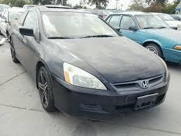 2006 black honda accord 1hgcm82756a005614 2006 black honda accord ex on sale in ca so