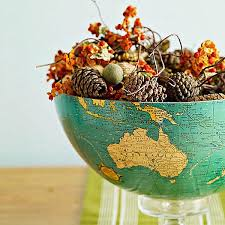 20 stylish diy thanksgiving crafts thanksgiving centrepieces and