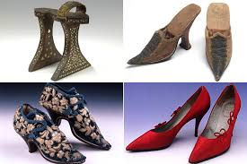the history of high heels u2014 from venice to stilettos