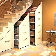 under stair bookcase under stairs storage space and shelf ideas to