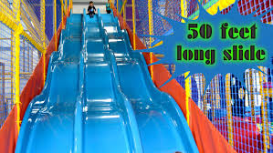 indoor playground family fun for kids play center slides playroom