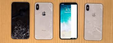 Glass Back by Squaretrade Says Iphone X Is U0027most Breakable Iphone Ever U0027 As Glass