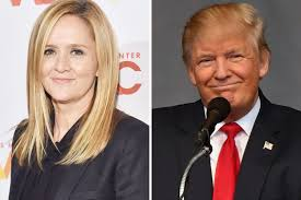 Trump Presidential Makeover by Samantha Bee Says Donald Trump Presidency Filled With U0027daily