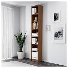 Ikea Billy Bookcase With Doors Billy Bookcase Brown Ash Veneer Ikea