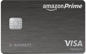 Best Gas Cards For Business Amazon Com Amazon Prime Rewards Visa Signature Card Credit Card