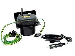 smart trailer wireless lighting monitor trailer towing 8 lug