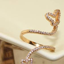 long rings jewelry images Long gold rings images jpg