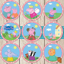 323 cumple peppa images pig party pig