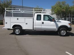 Ford F350 Service Truck - used 2012 ford f350 srw service utility truck for sale in az 2247