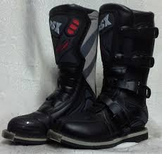 short bike boots motocross gear
