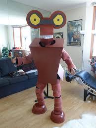 26 diy halloween costumes you can create with cardboard