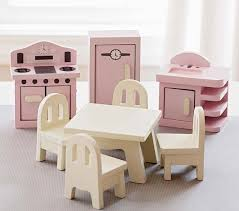 dollhouse kitchen furniture dollhouse kitchen set pottery barn
