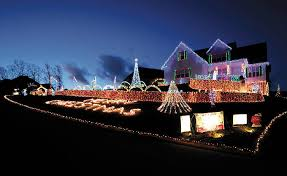 ooltewah homeowners sync 50 000 lights with carols times free press