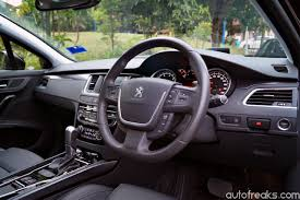 peugeot 508 interior 2016 test drive review peugeot 508 sw thp lowyat net cars