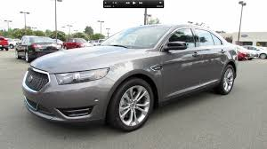 future ford taurus 2013 ford taurus sho start up exhaust and in depth review youtube