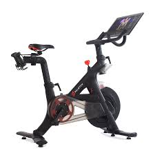 peloton bike indoor exercise bike with online streaming classes